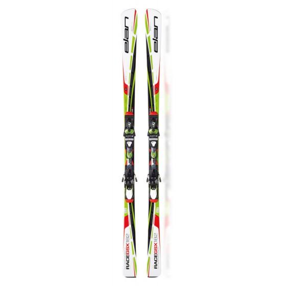 Горные лыжи Elan 2014-15 WORLDCUP RACE GSX MASTER PLATE