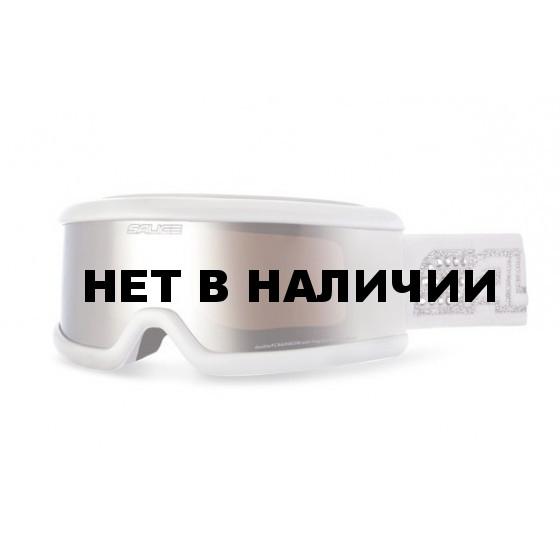 Очки горнолыжные Salice 400DARWF WHITE/RWBLACK