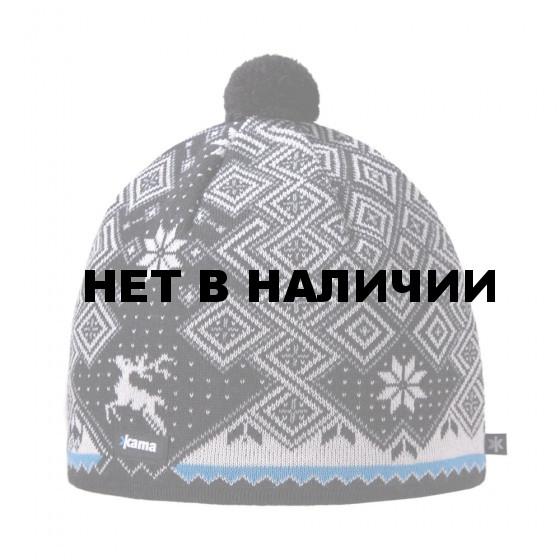Шапка Kama 2016-17 A58 black