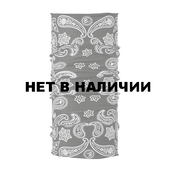Бандана BUFF ORIGINAL BUFF CHASMERE BLACK