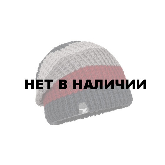 Шапка Salewa ALBONASKA SLOUCH BN carbon/1600/0420