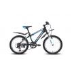 Велосипед Welt Peak 20 2016 matt black/blue