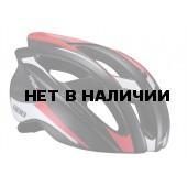 Летний шлем BBB Hawk black red (BHE-27)
