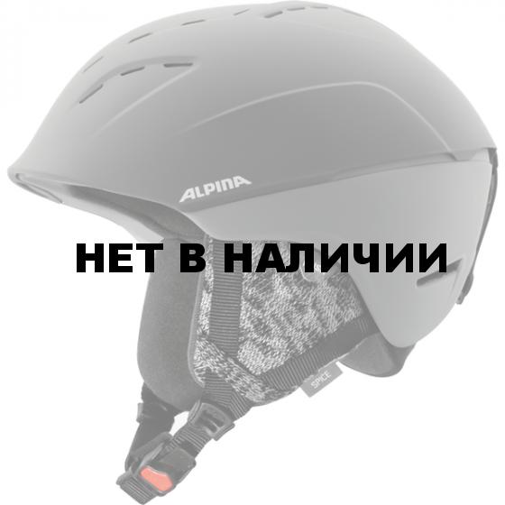 Зимний Шлем Alpina SPICE grey matt (см:52-56)