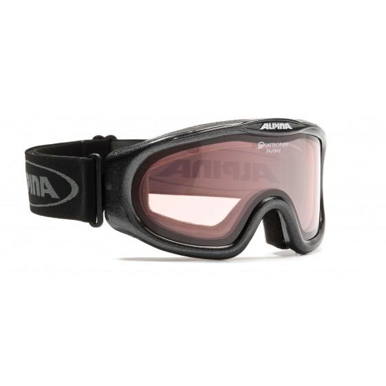 Очки горнолыжные Alpina Skybird Q black_Q S1