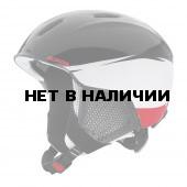 Зимний Шлем Alpina CARAT LX black-white-red