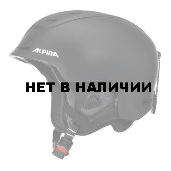 Зимний Шлем Alpina SPINE black matt