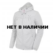 Куртка для активного отдыха Salewa 2017 FANES MELANGE PTX 2L W JKT moon/1840