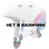 Зимний Шлем Alpina GRAP 2.0 JR white-periwinkle