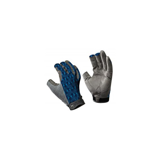Перчатки рыболовные BUFF Figthing Work Gloves BUFF FIGHTING WORK II GLOVES BUFF BILLFISH M/L