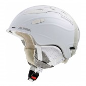 Зимний Шлем Alpina SNOWMYTHOS white-prosecco matt