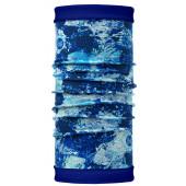 Бандана BUFF REVERSIBLE POLAR WINTER GARDEN BLUE (US:one size)