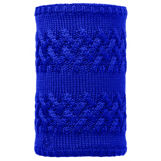 Шарф BUFF KNITTED & POLAR NECKWARMER BUFF SAVVA MAZARINE BLUE (US:one size)
