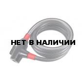 Замок велосипедный BBB PowerLock 15mm x 1800mm ключевой (BBL-41)