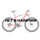 Велосипед Welt Rockfall 1.0 2017 acid red/dark red