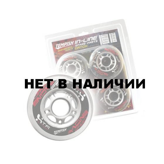 Комплект колёс для роликов TEMPISH 2015 CATCH 76x24mm 82A (1*4pcs) серый