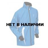 Куртка беговая Bjorn Daehlie Jacket CHARGER Women Methyl Blue/Snow White (синий/белый)