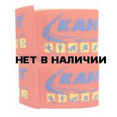 Связки для беговых лыж КАНТ манжеты оранжевые (<>)