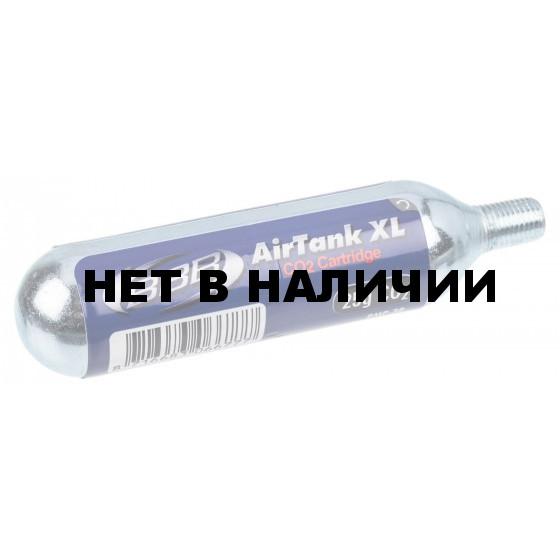 Насос BBB cartridge Co2 AirTanks XL 25 grams ( 1 pcs) (BMP-38)