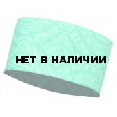 Повязка BUFF Headband BUFF MASH TURQUOISE