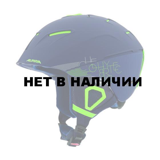 Зимний Шлем Alpina FREERIDE CHEOS navy matt (см:52-56)