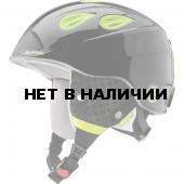 Зимний Шлем Alpina GRAP 2.0 JR black-neon-yellow
