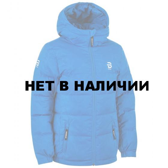Куртка беговая Bjorn Daehlie 2016-17 Jacket PODIUM JR Olympian Blue