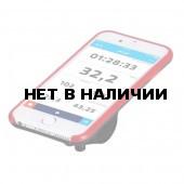 Комплект крепежа для телефона BBB Patron I6 черный/красный (BSM-03)