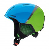 Зимний Шлем Alpina CARAT LX green-blue-grey