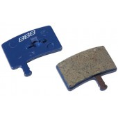 Тормозные колодки BBB DiscStop comp.w/Hayes Stroker carbon, Stroker Trail, Stroker Gram (BBS-491)