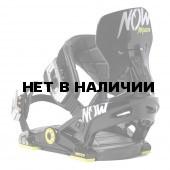 Сноуборд крепления NOW NXGEN BLACK