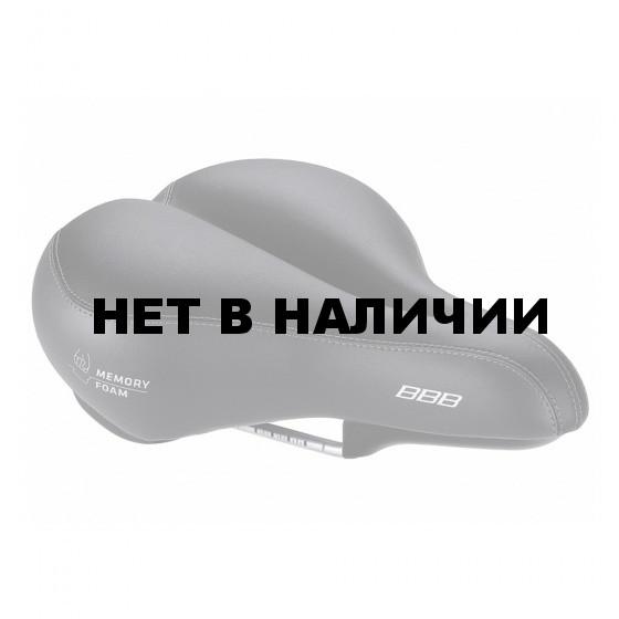 Седло BBB SuperShape Memory foam anatomic черный (BSD-27)