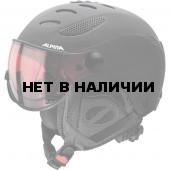 Зимний Шлем Alpina JUMP JV QVMM black matt (см:60-62)