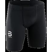 Шорты беговые Bjorn Daehlie 2018 Shorts Focus Mid Black