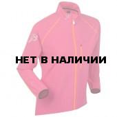 Жакет беговой Bjorn Daehlie Jacket IMPACT Women Pink Glo (Розовый)