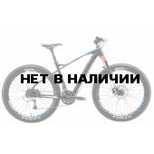 Велосипед Welt 2018 Freedom 27 Plus matt black/red