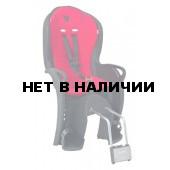 Детское кресло HAMAX KISS черный/красный