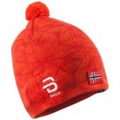 Шапка Bjorn Daehlie 2016-17 Hat PRESS Red