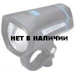 Фонарь передний BBB SquareBeam Stvzo 30 LUX 4x AAA черный (BLS-101K)