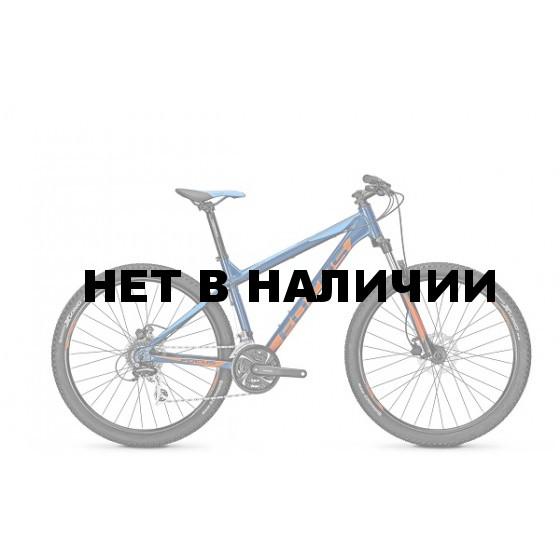 Велосипед FOCUS WHISTLER ELITE 27 2016 HORIZONBLUE