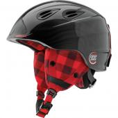 Зимний Шлем Alpina GRAP 2.0 JR black-lumberjack