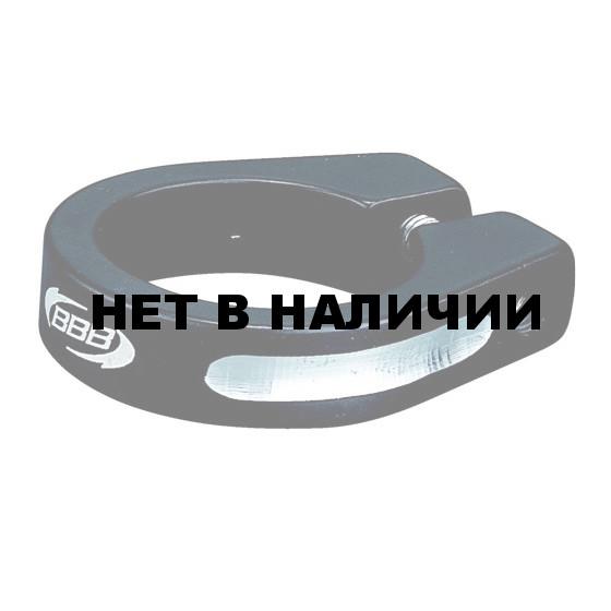 Подседельный хомут BBB TheStrangler 28.6 black (BSP-80)