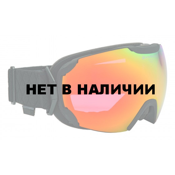 Очки горнолыжные Alpina PHEOS QVMM black/white (black nurbs)
