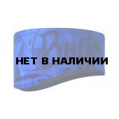 Повязка BUFF WINDPROOF HEADBAND TIP LOGO BLUE L/XL