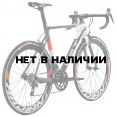 Велосипед Welt 2018 R100 SE matt grey/acid red/white