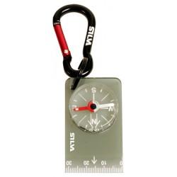 Компас Silva 2017 Compass 28 Carabiner