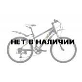 Велосипед Welt Peak 24 2017 matt black/green