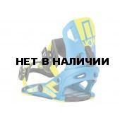 Сноуборд крепления NOW SELECT BLUE