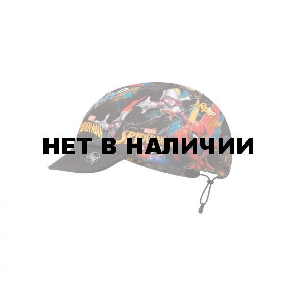 Кепка BUFF SPIDERMAN CAP KABOOM MULTI / GREY