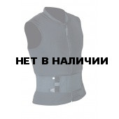 Защитный жилет BIONT 2015-16 Жилет с защитой спины Комфорт XS черный